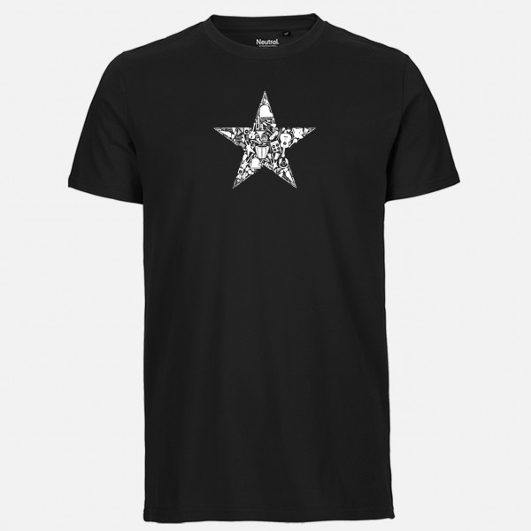 Herren T-Shirt - Music revolution